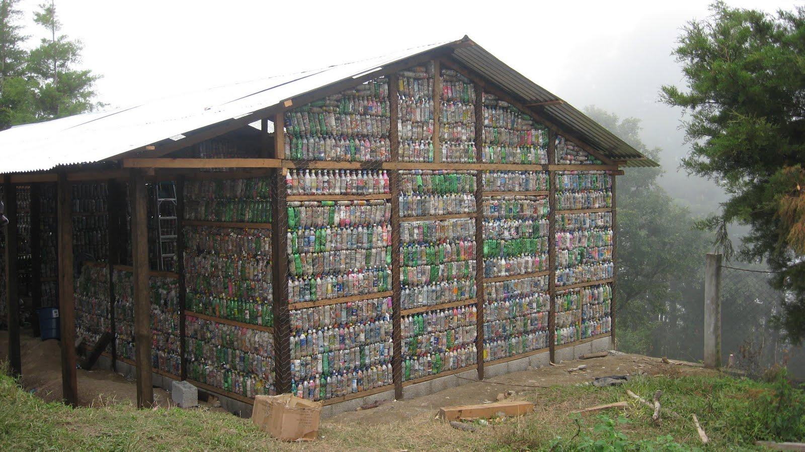 Ecoladrillos construyendo un futuro m s limpio - Casa materiales de construccion ...